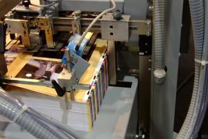 Bogen in der Drucktechnik
