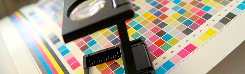 Druckerei Trost Farbtabelle