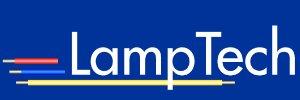 Das Logo der Firma Lamp-Tech